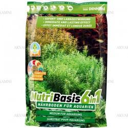 Грунтовая подкормка для аквариума Nutri Basis 6in1 (9,6 кг)