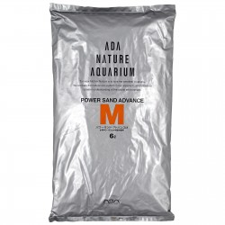 ADA Power Sand Advance M (6L) питательная подложка, с ADA Bacter 100 и ADA Clear